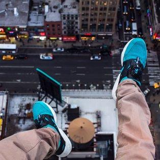 3/4/15: Έτσι μοιάζει η Νέα Υόρκη από ψηλά - Καλά δεν φοβάται μην πέσει; Μπρρρ! Φωτό: Dark Cyanide - Κυρίως Φωτογραφία - Gallery - Video