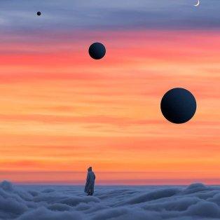 Φωτό ημέρας: Περπατώντας πάνω από τα σύννεφα – Ένα ονειρικό σκηνικό/ Photo: Instagram - @_.lunatico._ - Κυρίως Φωτογραφία - Gallery - Video