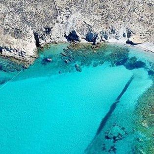 Ο παράδεισος της Μυκόνου έχει όνομα και λέγεται Ρήνεια– Απίθανη λήψη στη φωτογραφία της ημέρας από τη Μαρίνα Βερνίκου  - Κυρίως Φωτογραφία - Gallery - Video