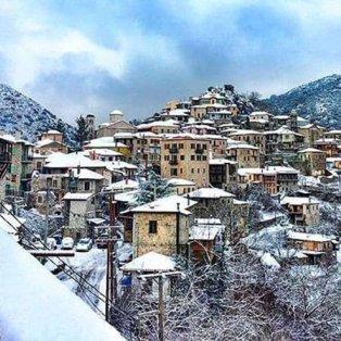 Απίστευτο το χιονισμένο τοπίο που ντύνει στα λευκά τη Δημητσάνα - Φώτο: @peloponnese_gr [Δείτε περισσότερα στο madeingreece.news]   - Κυρίως Φωτογραφία - Gallery - Video