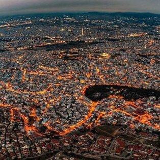 Απίθανη η Άνω Πόλη Θεσσαλονίκης νύχτα και από ψηλά –Φώτο:@greece_drone [Δείτε περισσότερα στο madeingreece.news]  - Κυρίως Φωτογραφία - Gallery - Video
