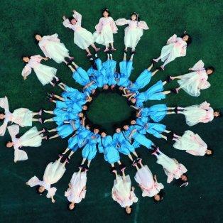 Φωτό Ημέρας:  Έτσι γίνεται η αποφοίτηση των μικρών παιδιών στην Κίνα - Costfoto/Barcroft Media - Κυρίως Φωτογραφία - Gallery - Video