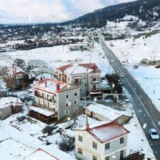 Ο χιονισμένος Παρνασσός είναι απλά μια ζωγραφιά - Photo: @feelgreece [Δείτε περισσότερα στο madeingreece.news]  - Κυρίως Φωτογραφία - Gallery - Video