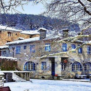 Τσεπέλοβο Ιωαννίνων: Ίσως το πιο μαγικό χιονισμένο τοπίο για τα φετινά Χριστούγεννα - Φώτο: @tv_greece_ [Δείτε περισσότερα στο madeingreece.news]   - Κυρίως Φωτογραφία - Gallery - Video