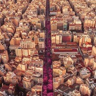 Αθήνα: Μοναδικά χρώματα λίγο πριν το ηλιοβασίλεμα – Απίθανη λήψη του τρομερού Κώστα Σπαθή [Δείτε περισσότερα στο madeingreece.news]  - Κυρίως Φωτογραφία - Gallery - Video