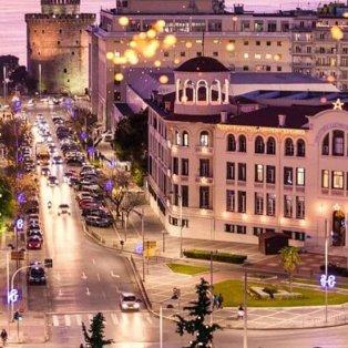 Η στολισμένη Θεσσαλονίκη τα Χριστούγεννα είναι σκέτη μαγεία - Φώτο: reasonstovisitgreece [Δείτε περισσότερα στο madeingreece.news]  - Κυρίως Φωτογραφία - Gallery - Video