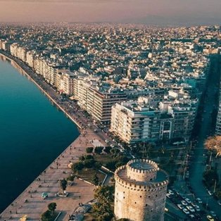 Η όψη της Θεσσαλονίκης από ψηλά είναι σκέτη μαγεία - Φώτο: @george_bozouris [Δείτε περισσότερες φωτογραφίες στο madeingreece.news]   - Κυρίως Φωτογραφία - Gallery - Video
