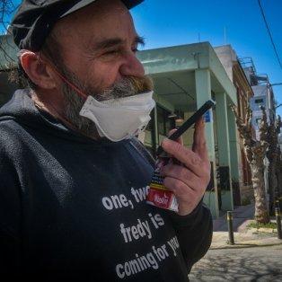 """Φωτό ημέρας: Ο Κωνσταντίνος Πολυχρονόπουλος & """"Ο Άλλος Άνθρωπος"""" - Κάνουν δωρεάν διανομή φαγητού σε όσους το έχουν ανάγκη / Photo: EUROKINISSI/ΤΑΤΙΑΝΑ ΜΠΟΛΑΡΗ - Κυρίως Φωτογραφία - Gallery - Video"""
