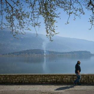 Φωτό ημέρας: Τα πανέμορφα Γιάννενα τον καιρό του κορωνοϊού & της απαγόρευσης κυκλοφορίας/ Photo: Eurokinissi - Κυρίως Φωτογραφία - Gallery - Video