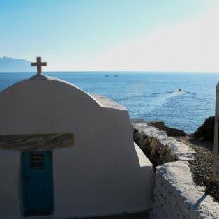 Φωτογραφία ημέρας από το εκκλησάκι της Αμοργού/ Photo: EUROKINISSI - ΝΙΚΟΛΟΠΟΥΛΟΣ ΑΝΤΩΝΗΣ - Κυρίως Φωτογραφία - Gallery - Video