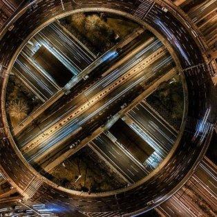 Απίθανη η νυχτερινή Αθήνα & οι λεωφόροι στο Μαρούσι από ψηλά - Φώτο: @g_mitropoulos_ [Δείτε περισσότερες φωτογραφίες στο madeingreece.news]  - Κυρίως Φωτογραφία - Gallery - Video