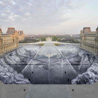 Η πυραμίδα του Λούβρου γιορτάζει τα 30 της χρόνια με ένα συναρπαστικό έργο τέχνης - Credits: AFP/Getty  - Κυρίως Φωτογραφία - Gallery - Video