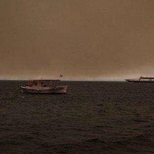 Φωτό ημέρας από την εκκένωση της λίμνης Ευβοίας: Δραματικές στιγμές… /Eurokinissi-Σωτήρης Δημητρόπουλος  - Κυρίως Φωτογραφία - Gallery - Video