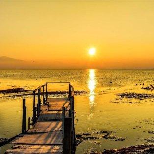 Χρώματα μοναδικά & υπέροχα από την ανατολή του ηλίου στο Δέλτα Αξιού - Φωτογραφία: MotionTeam / ΒΕΡΒΕΡΙΔΗΣ ΒΑΣΙΛΗΣ  - Κυρίως Φωτογραφία - Gallery - Video