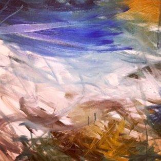 3/3/2013 - Ένα νέο έργο της εκπληκτικής Ελληνίδας ζωγράφου που αγαπά τα χρώματα! Της Βάσως Τρίγκα Βλαχάκη! - Κυρίως Φωτογραφία - Gallery - Video