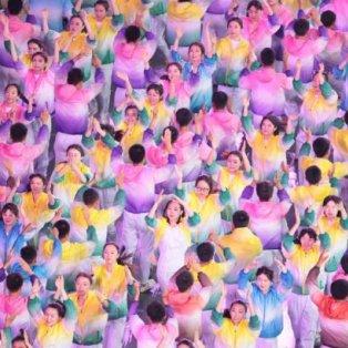 Αρμονία σε ροζ – μωβ χρώμα, για το καρναβάλι με χορό & τραγούδι στο Πεκίνο - XINHUA - Κυρίως Φωτογραφία - Gallery - Video