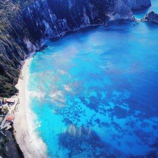Φωτό ημέρας: Μαγεία η θάλασσα στην Κεφαλονιά/ Photo: @diokaminaris/ instagram - Κυρίως Φωτογραφία - Gallery - Video