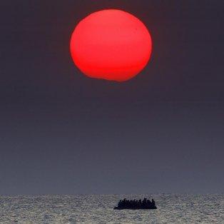 Η συγκλονιστική φωτογραφία που χάρισε το πούλιτζερ στον Γιάννη Μπεχράκη - Credits: Reuters - Κυρίως Φωτογραφία - Gallery - Video