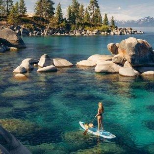 Φώτο ημέρας: Ταξίδι στην λίμνη Tahoe - κρυστάλλινα νερά και τροπική ομορφιά/ @emmett_sparling - Κυρίως Φωτογραφία - Gallery - Video