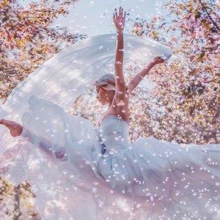 Φωτό ημέρας η υπέροχη μπαλαρίνα της @hobopeeba - ένα κλικ, λες και βγήκε από όνειρο - Κυρίως Φωτογραφία - Gallery - Video