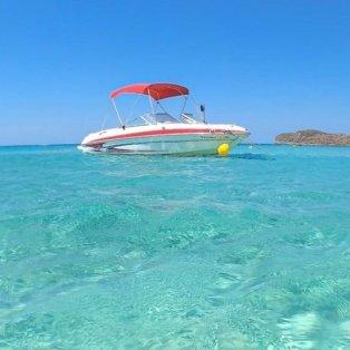 Φωτό ημέρας το κλικ του @giannistsou.1 από την Κρήτη & τα υπέροχα νερά της - γιατί αυτό το Σαββατοκύριακο θύμισε ξανά καλοκαίρι - Κυρίως Φωτογραφία - Gallery - Video
