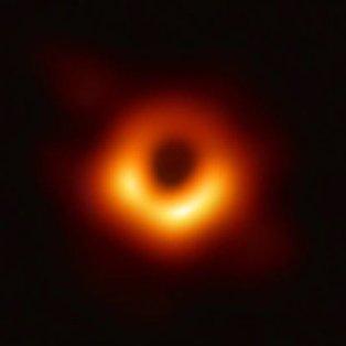 Η πρώτη φωτογραφία της μαύρης τρύπας από την NASA – Credits: National Science Foundation via Getty Images - Κυρίως Φωτογραφία - Gallery - Video
