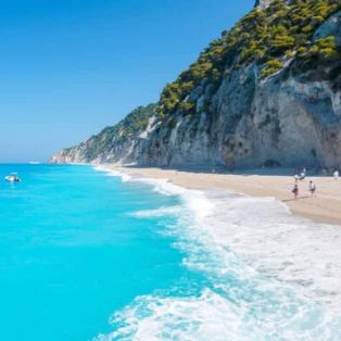 Λευκάδα: Απέραντο Ιόνιο, καταγάλανα νερά σε μαγευτικό τοπίο - Απίθανη η φωτογραφία της ημέρας – VisitGreece - Κυρίως Φωτογραφία - Gallery - Video