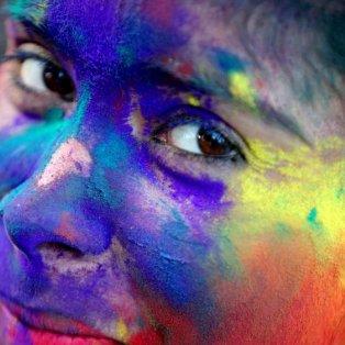 Holi Festival: Γιορτή χρωμάτων, παράδοσης και ισότητας στην Ινδία - Credits: EPA - Κυρίως Φωτογραφία - Gallery - Video