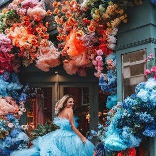 Φωτό ημέρας μία απίστευτη λήψη - μαγική εικόνα σε ροζ, μωβ & γαλάζιους τόνους / @vi66nya - Κυρίως Φωτογραφία - Gallery - Video