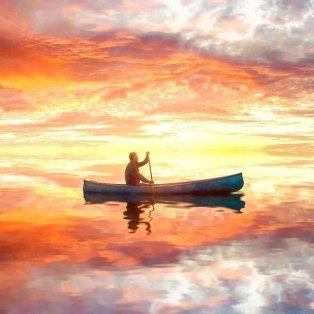 Όταν θάλασσα και ουρανός γίνονται ένα - Φωτό που κόβει την ανάσα  / @art_siroj  - Κυρίως Φωτογραφία - Gallery - Video