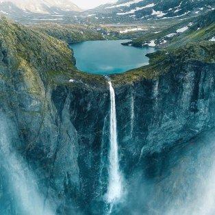 Φωτό ημέρα οι καταρράκτες που κόβουν την ανάσα στη Νορβηγία / @skeye_photo - Κυρίως Φωτογραφία - Gallery - Video