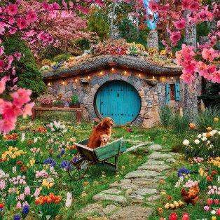 Ήρθε η Άνοιξη και όλα γύρω μας ομόρφυναν! Ροζ, μωβ, μπλε λουλούδια παντού /@kjp  - Κυρίως Φωτογραφία - Gallery - Video