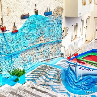 Φωτογραφία ημέρας: Στα στενά της Καρπάθου - Υπέροχες εικόνες Ελλάδας! / Photo: @dino_kappa - Κυρίως Φωτογραφία - Gallery - Video