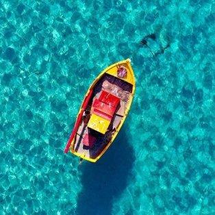 Φωτό ημέρας τα Κουφονήσια και τα γαλαζοπράσινα νερά τους! Όλο το καλοκαίρι σε ένα κλικ /@katerinakatopis - Κυρίως Φωτογραφία - Gallery - Video