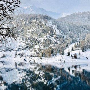 Φωτό ημέρας: Μια κρύα & χειμωνική μέρα από την Ελβετία/ Photo: Instagram - @katerinakatopis - Κυρίως Φωτογραφία - Gallery - Video