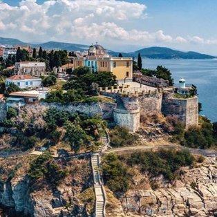 Φύση, ήλιος, ταξίδι, ζωή: Η Καβάλα σε 4 λέξεις (Φωτό: Drone Greece / Φωτογράφος: @johnpoulos23gr) - Κυρίως Φωτογραφία - Gallery - Video