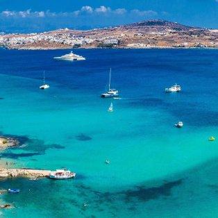 Κολυμπήθρες: Το Κυκλαδίτικο φαινόμενο - παραλία της Πάρου/ Photo: Instagram - @kostasboukou - Κυρίως Φωτογραφία - Gallery - Video