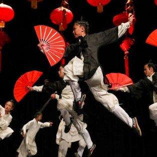 Φωτογραφία ημέρας - Κινέζικο υπερθέαμα: Παραδοσιακό σόου για το «Φεστιβάλ της Άνοιξης» στην Ιορδανία - Photo: REUTERS / Muhammad Hamed - Κυρίως Φωτογραφία - Gallery - Video