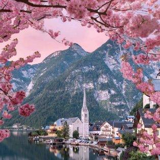 Φωτό ημέρας: Ένα μαγευτικό κλικ από την Αυστρία – Τα ωραία χρώματα της φύσης/ Photo: Instagram - @nois7 - Κυρίως Φωτογραφία - Gallery - Video