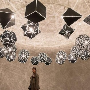 """""""Τhe unspeakable openness of things"""", η έκθεση που εντυπωσιάζει τους πάντες σε γκαλερί στο Πεκίνο - Φωτογραφία: EPA / ROMAN PILIPEY - Κυρίως Φωτογραφία - Gallery - Video"""