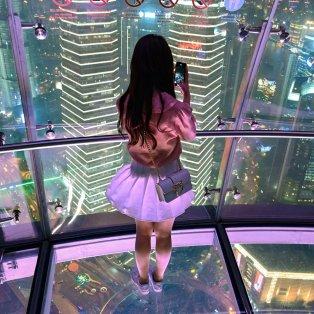 Υπέροχη άποψη της μαγευτικής Σαγκάης μέσα από τα μάτια μιας νεαρής κοπέλας AFP/Getty Images - Κυρίως Φωτογραφία - Gallery - Video