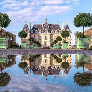 Η φωτογραφία της ημέρας από τους κήπους του υπέροχου Parc des sceaux -Credits: The curated Garden - Κυρίως Φωτογραφία - Gallery - Video