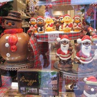 01/12/2014 - Η πιο νόστιμη χριστουγεννιάτικη βιτρίνα - Βελγικές σοκολάτες, αγιοβασιλάκια και παπάκια που... ντρέπεσαι να τα φας! Φωτό: Reuters - Κυρίως Φωτογραφία - Gallery - Video