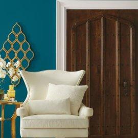 25 σικ χρώματα για το σαλόνι σας: Από το μπλε του ωκεανού στο φωτεινό ροδακινί (Φωτό) - Κυρίως Φωτογραφία - Gallery - Video