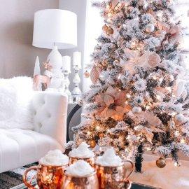 Χριστούγεννα 2018: Μοναδικές ιδέες για να στολίσεις φέτος τα πάντα - Εκτός από το δέντρο  - Φώτο - Κυρίως Φωτογραφία - Gallery - Video