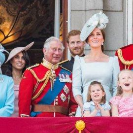 Την έσωσε το μητρικό ένστικτο! - Η Κέιτ Μίντλετον έπιασε την πριγκίπισσα Σαρλότ λίγο πριν πέσει από το μπαλκόνι του Μπάκιγχαμ (φωτό- βίντεο) - Κυρίως Φωτογραφία - Gallery - Video