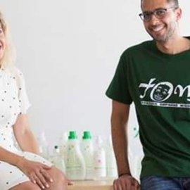 Αποκλ. Made in Greece η Egreeno: Ο Χρήστος Γκουλέτσας έφτιαξε τα πιο αγνά απορρυπαντικά με 93% συστατικά φυσικής προέλευσης - Κυρίως Φωτογραφία - Gallery - Video