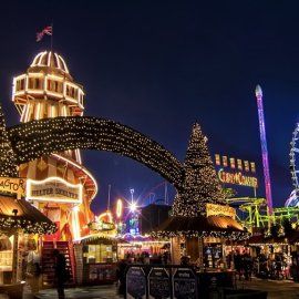 Το Λονδίνο «φόρεσε» τα γιορτινά του: Δείτε εικόνες από την εντυπωσιακή χριστουγεννιάτικη όψη της βρετανικής πρωτεύουσας (Φωτό) - Κυρίως Φωτογραφία - Gallery - Video