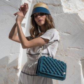 Αποκλ. Made in Greece οι τσάντες Miss Polyplexi: Η Βασιλική Θεοδώρου πλέκει τσάντες των ονείρων μας – Η νέα καλοκαιρινή κολεξιόν, αποθέωση! - Κυρίως Φωτογραφία - Gallery - Video