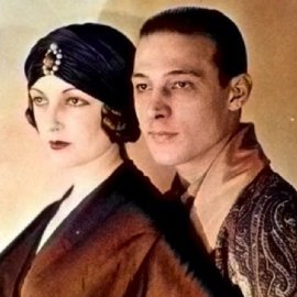 Vintage Story: Ο καλλονός Ροντόλφο Βαλεντίνο έκανε δύο γάμους αστραπή & πέθανε από περιτονίτιδα μόλις 31 ετών! - 31 υπέροχες φωτογραφίες του γάμου του  - Κυρίως Φωτογραφία - Gallery - Video